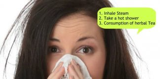 stuffy-nose (Nasal Congestion)home remedy