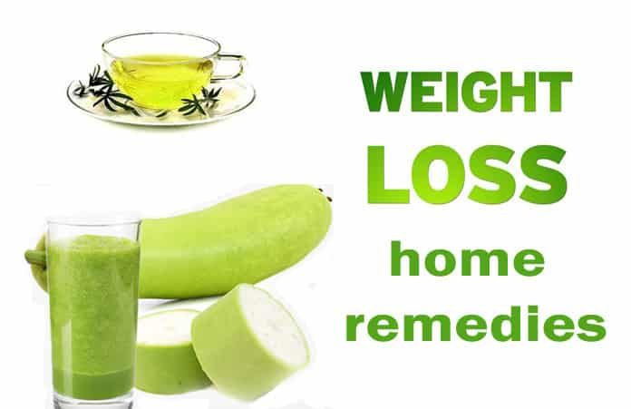 Home Remedies for Weight Loss and Obesity