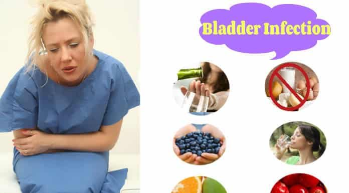 Natural Home Remedies for Bladder Infection
