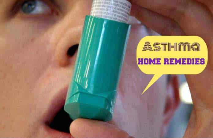Effective Home Remedies for Asthma