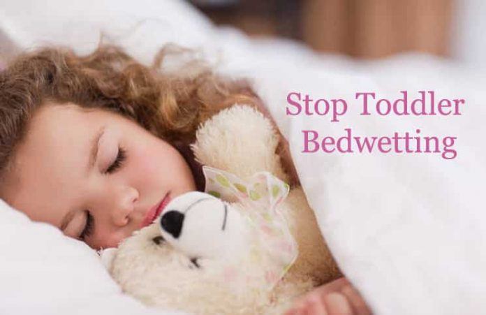 Home Remedies for Stopping Bedwetting