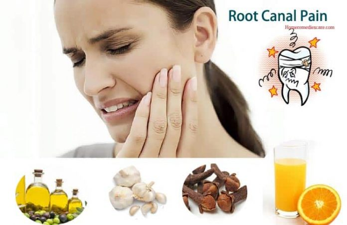 Home Remedies to Cure Root Canal Pain