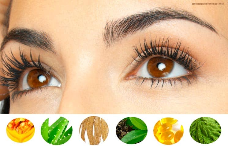 Home Remedies To Grow Eyelashes Naturally