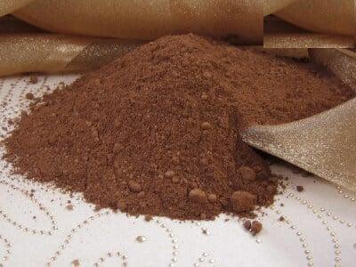 coffee powder keep lizard way