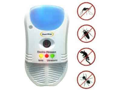 electronic lizard repellent