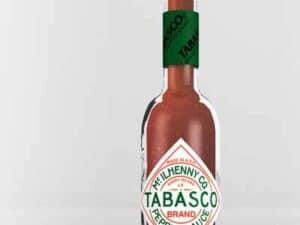 home remedy for lizards Tabasco Sauce