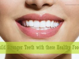 Build Stronger Teeth with these Healthy SuperFoods