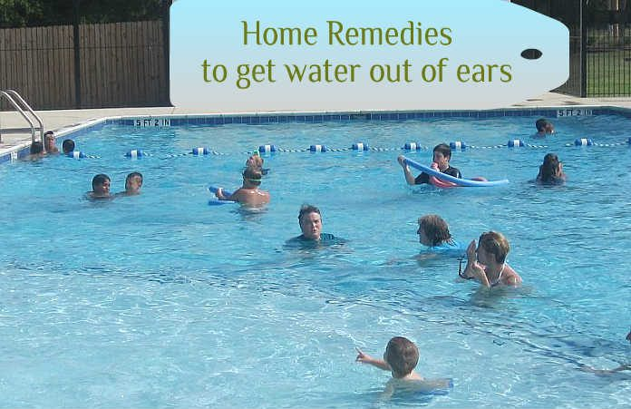 Home Remedies for Getting Rid of Water From Ear (Swimmer's Ear)