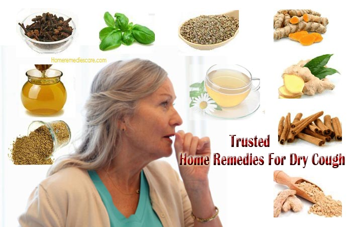 Natural Remedies For Dry Cough At Night