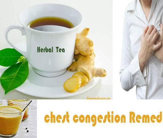Get Rid of Chest Congestion Naturally