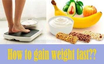 Home Remedies to Gain Weight Fast in a Healthy Way