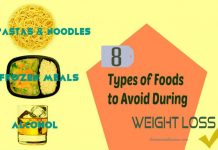 Foods to Avoid During Weight Loss