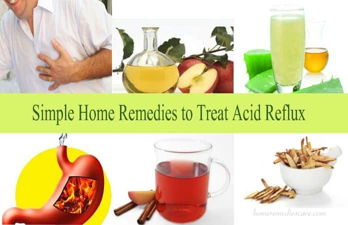 how to get rid of stomach acid fast