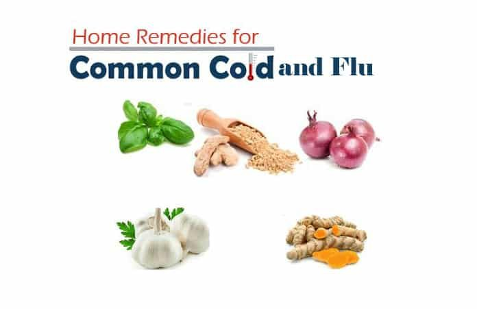 Get Rid of Cold and Flu Quickly