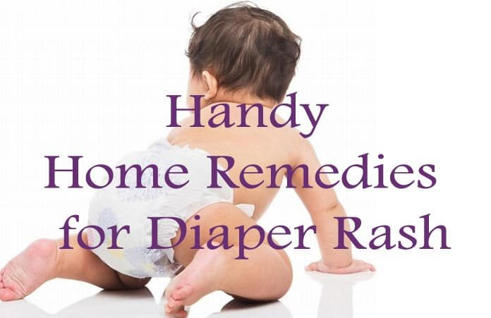 Effective Home Remedies to Get Rid of Diaper Rash