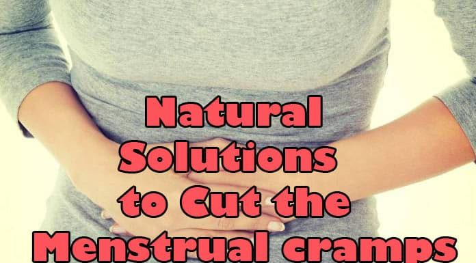 Curing Menstrual Cramps Naturally