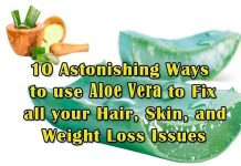 Ways to Use Aloe Vera to Fix Hair, Skin, and Weight Loss Problems