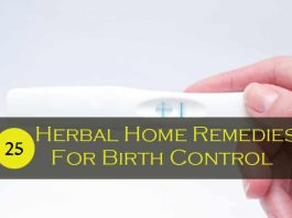 Home Remedies For Birth Control - Avoid Pregnancy Naturally