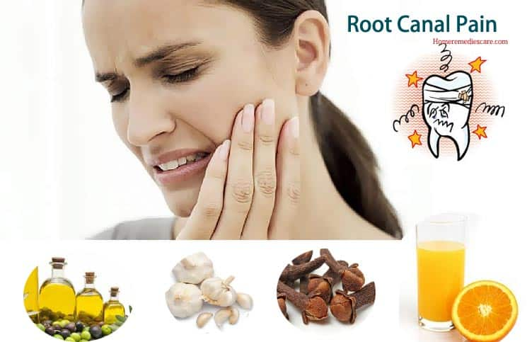 14 Home Remedies To Cure Root Canal Pain Fast
