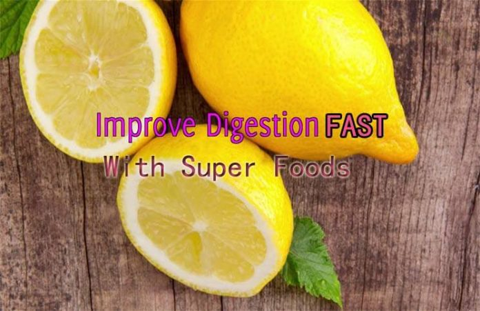 Best foods to help your digestion