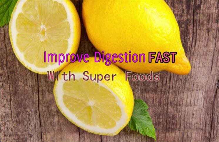 Food Improve Digestion Naturally