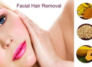 Most Effective Way To Remove Facial Hair Naturally