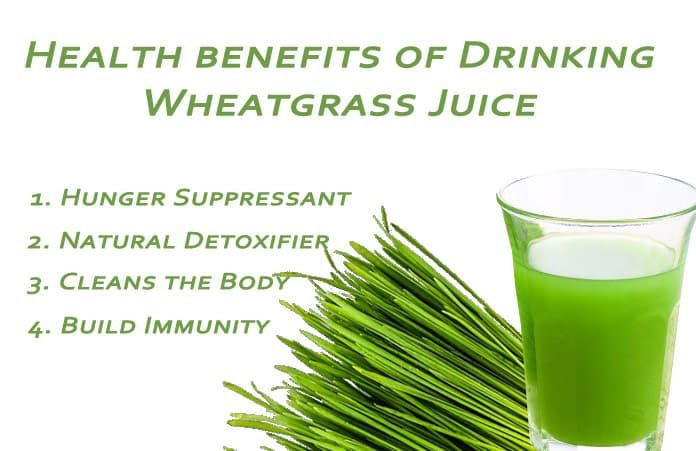11 Potent Health benefits of Wheatgrass Juice