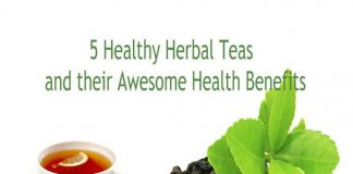 Health Benefits of Drinking Herbal Teas