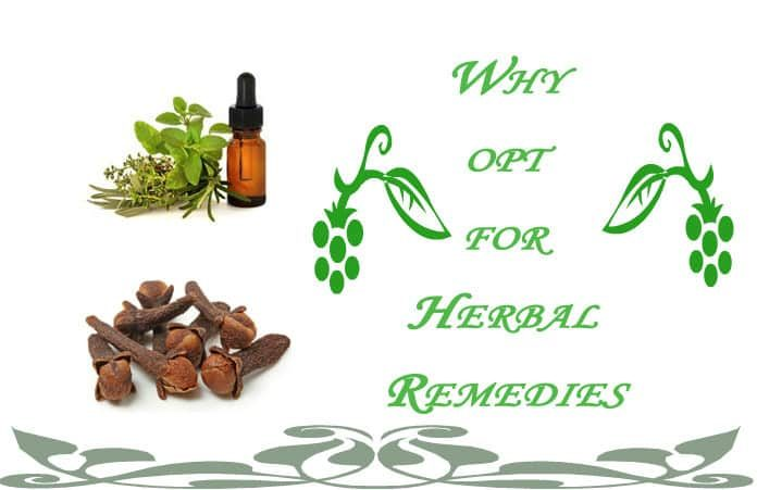 Why opt for Herbal Remedies – Advantages and Disadvantages of Herbal Medicine